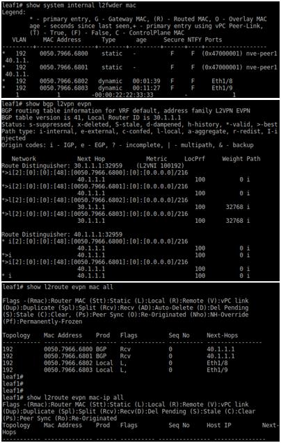 SDN in Action: Deploy VXLAN with MP-BGP EVPN-腾讯云资讯