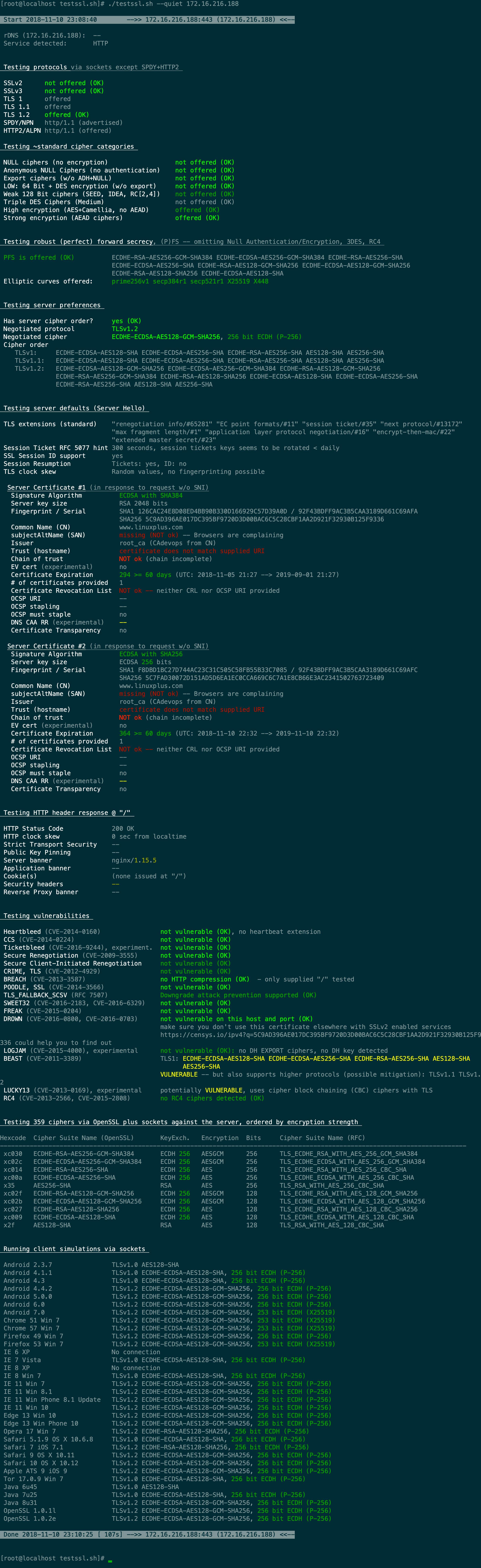 SSL/TLS深度解析--测试TLS/SSL加密-腾讯云资讯